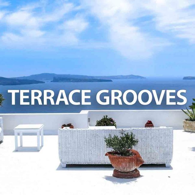terrace grooves